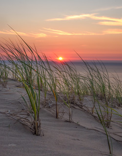 Sunset On The Dune