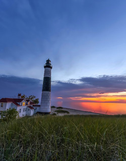 Lighthouse Aglow