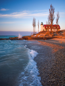 Point Betsie Sunsets