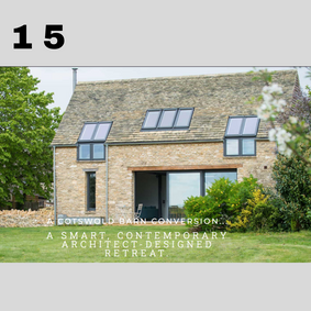 3 night stay in the Cotswolds