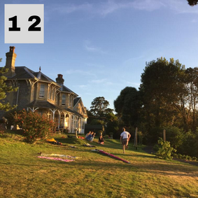 A Week for 10 people on the Isle of Wight