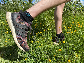 Trainers in Buttercups