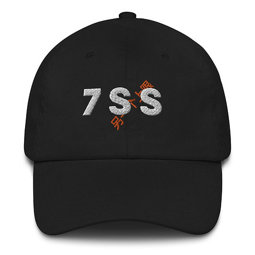7SS Another Hat Black