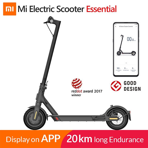 2020 Xiaomi Mi Electric Scooter Essential Smart E Scooter Adult 20km Battery