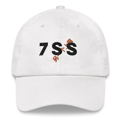 7SS Another Hat White
