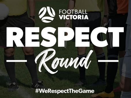 Respect Round: 13-19 April