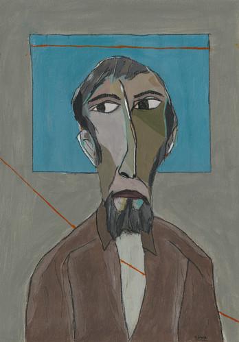 Self, Isolated by Osama Rahmani