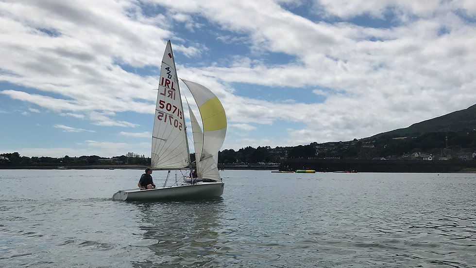 Sailing Course Gift Voucher