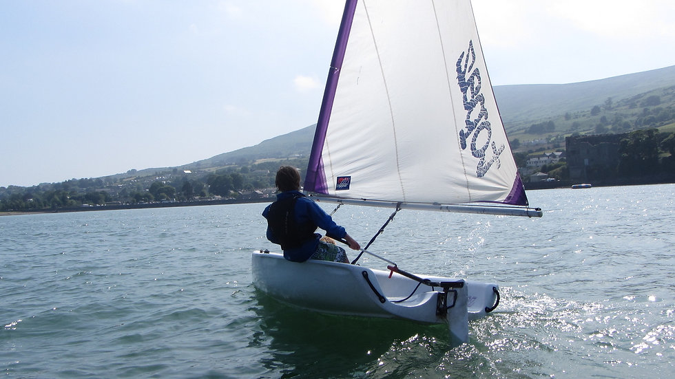 Sailing Course Gift Voucher