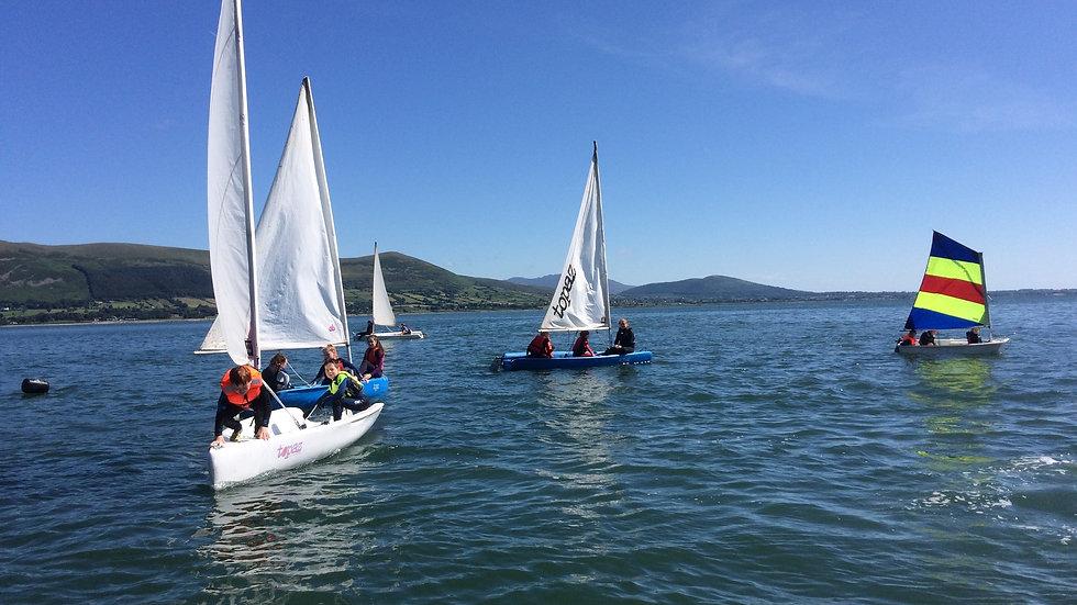 Saturday Sailing Membership
