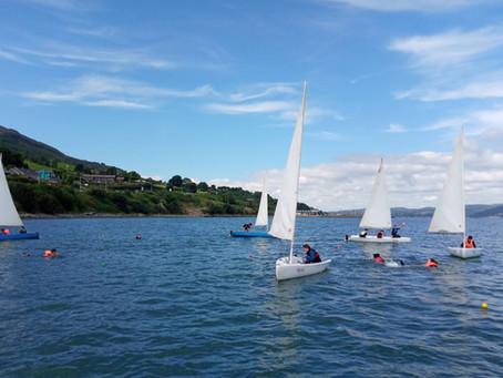 Saturday Sailing Update