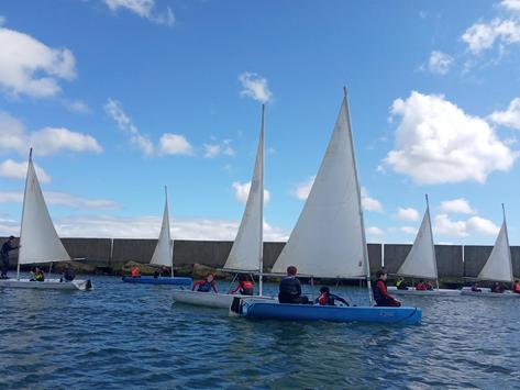 CSTC Junior Sailing Camps 2021