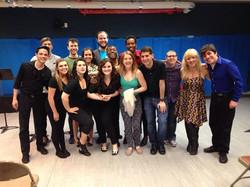 The Cast & Production Team