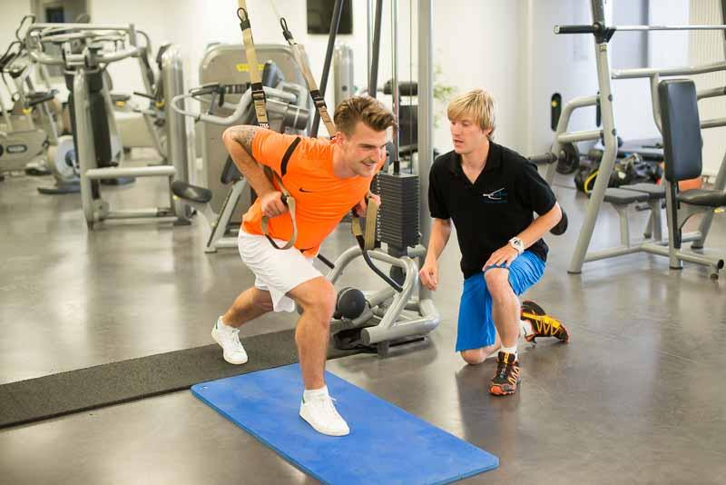 personal training trx