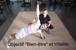"""Objectif """"Bien-être"""" et Vitalité."""