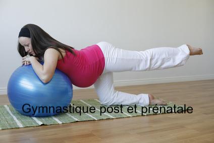 Gymnastique pos et pré-natale.