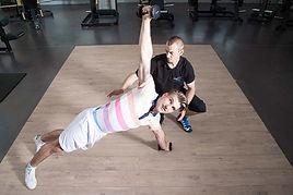 """Objectif """"Bien-être"""" et Vitalité. Exemple de séance de """"Bien-être"""" encadrée par un coach sportif Body-forme."""