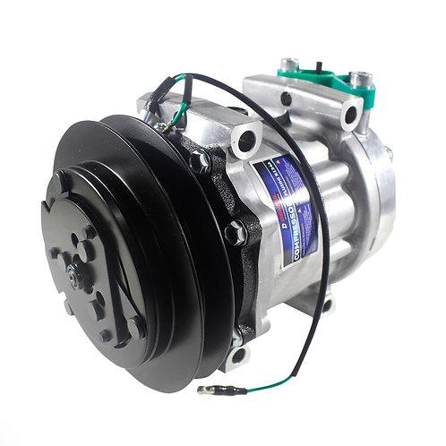 Compressor SD7H13 New Holland LB-90 / E215LC / Case