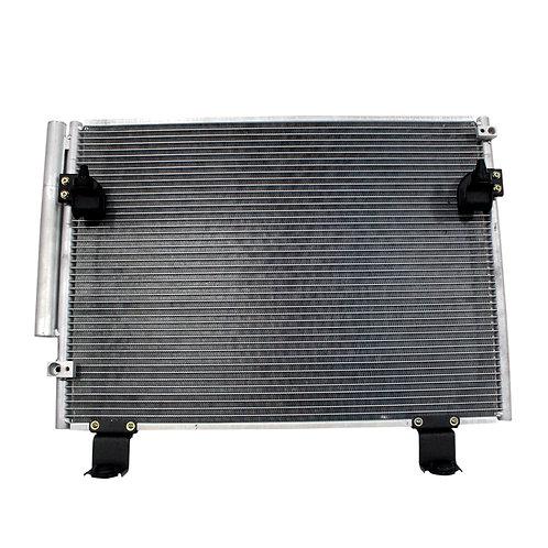 Condensador Toyota Hilux SRV/SR 2003> Saidas Opostas Flex