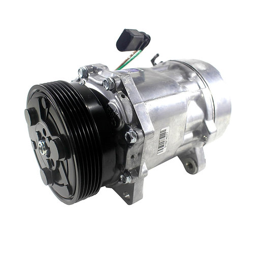 Compressor Sanden Sd7v16 Vw Golf/Audi A3 00/07