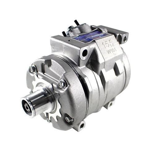Compressor 10S15C sem conjunto de embreagem