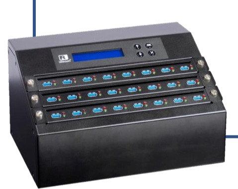 Reach Intelligent9 Series USB 3.1 duplicator