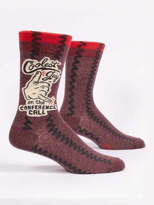 Coolest Guy Men's Socks