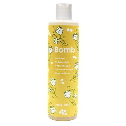 Honey Glow Bubble Bath