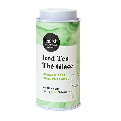 Emerald Pear Iced Tea Tin