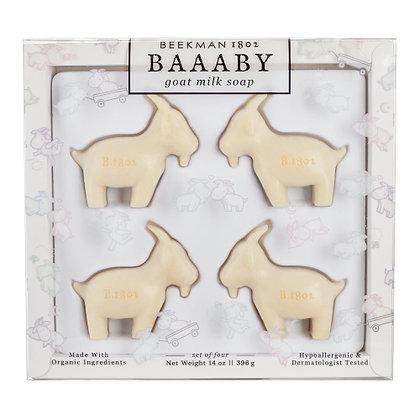 Baaaaaby Goat Soap Gift Set