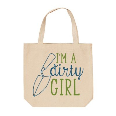 Dirty Girl Tote