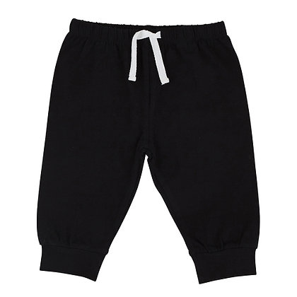 XO Black Pants 6-12 mo