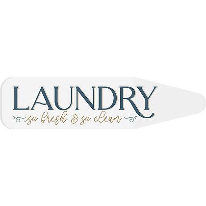 Ornate Laundry Decor