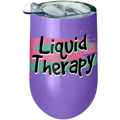 Liquid Therapy Stainless Wine