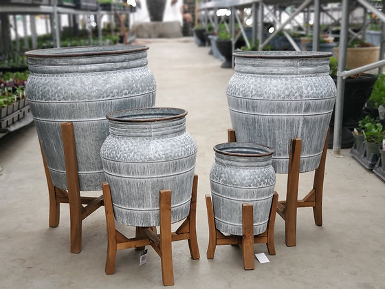 Planters on Stand