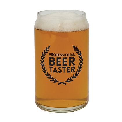 16oz Beer Can - Beer Taster