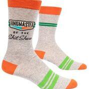 Ringmaster Womens Socks