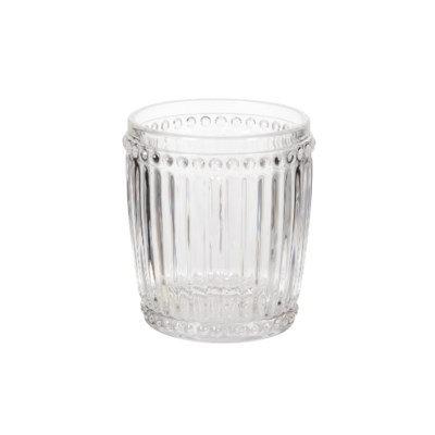 "4"" Glass Tumbler"