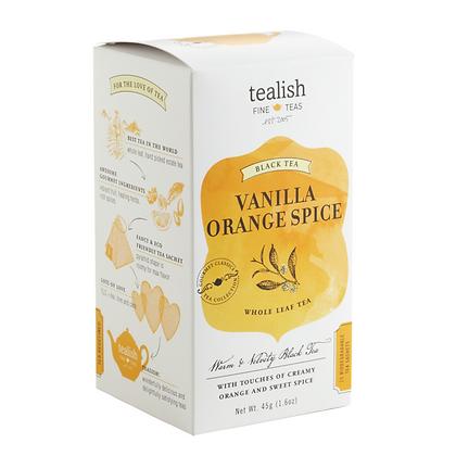 Vanilla Orange Spice - Teabox