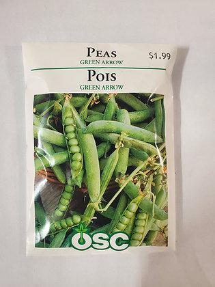Peas - Green Arrow