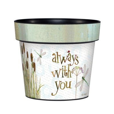 "Always With You 6"" Art Pot"