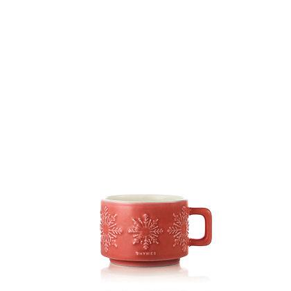 Hot Cocoa Dark Chocolate Mug Candle