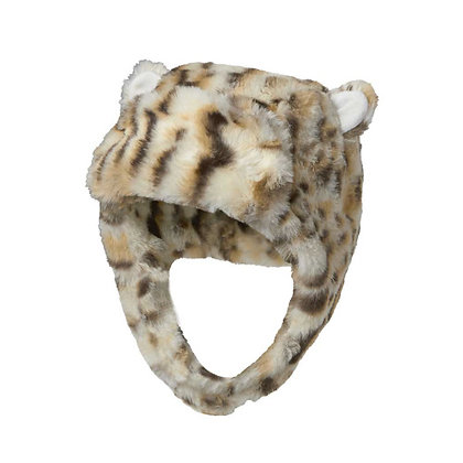Leopard Baby Girls Trapper