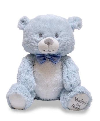 First Lullaby Teddie - Blue