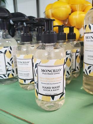 Fig & Lemon Liquid Hand Soap