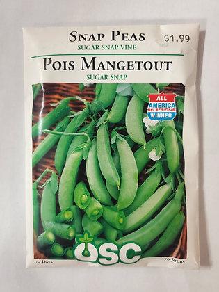 Snap Peas - Sugar Snap Vine