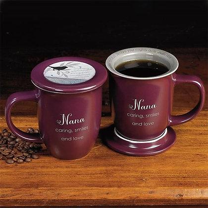 Nana Mug & Coaster Set
