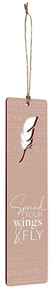 Spread Your Wings Bookmark
