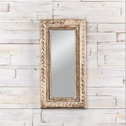 """20"""" Aged Mirror"""