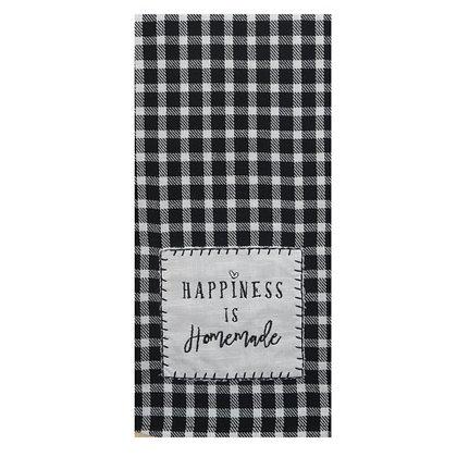 Farmhouse Happiness Tea Towel